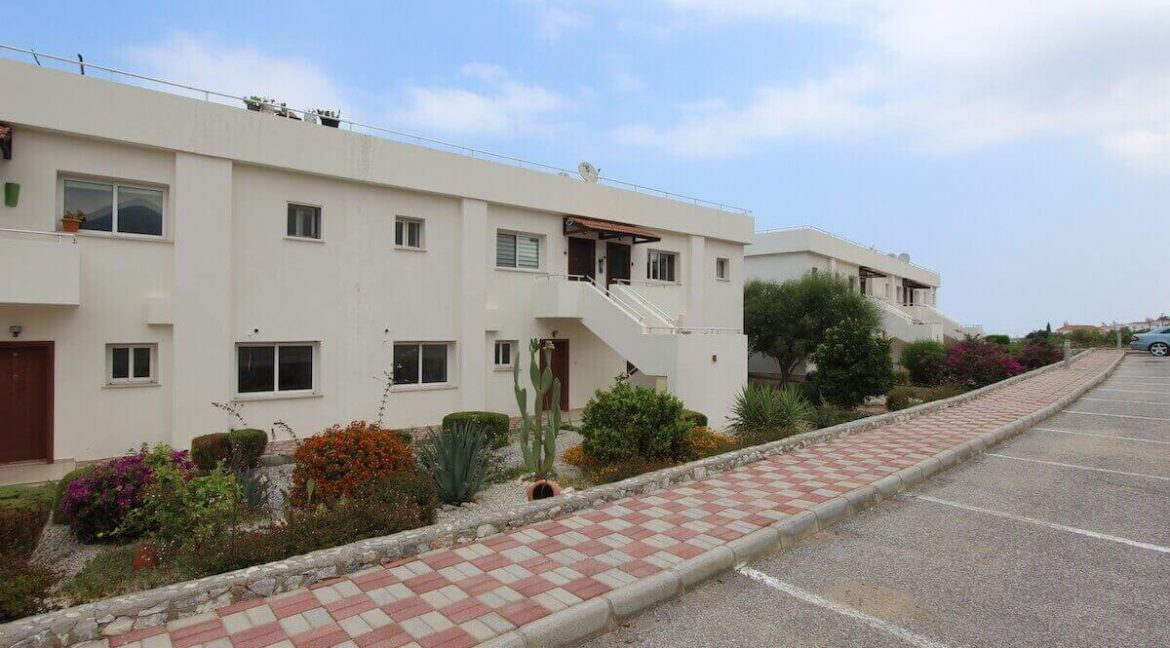 Esentepe Seaview Penthouse 1 Bed - North Cyprus Property 12