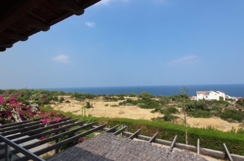 Esentepe Seaview Penthouse 1 Bed - North Cyprus Property 2