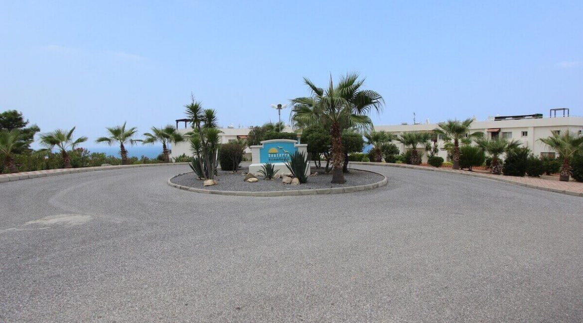 Esentepe Seaview Penthouse 1 Bed - North Cyprus Property 21