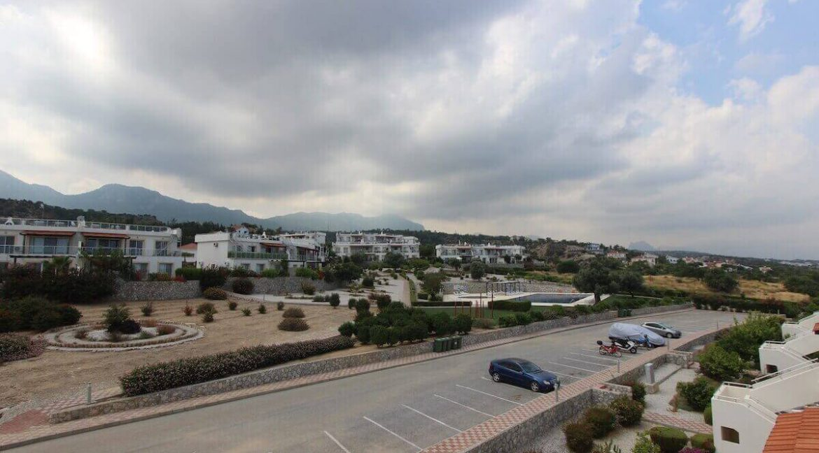 Esentepe Seaview Penthouse 1 Bed - North Cyprus Property 9