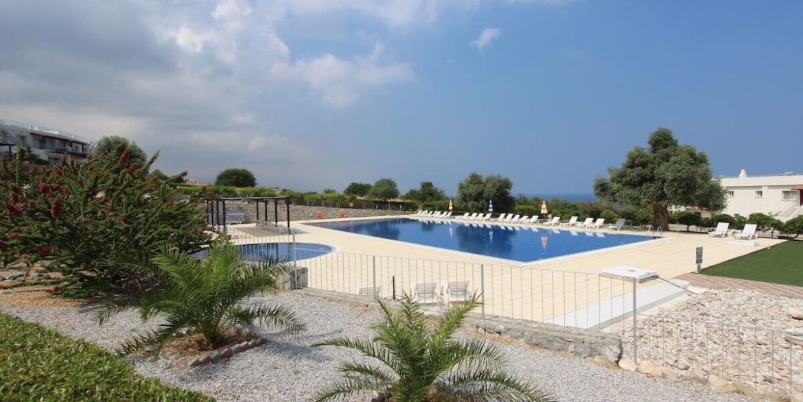 Esentepe Seaview Site Images - North Cyprus Property X1