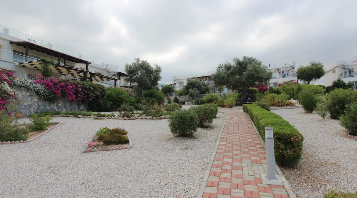 Esentepe Seaview Site Images - North Cyprus Property X2