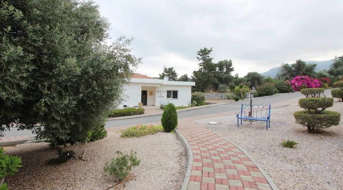 Esentepe Seaview Site Images - North Cyprus Property X3