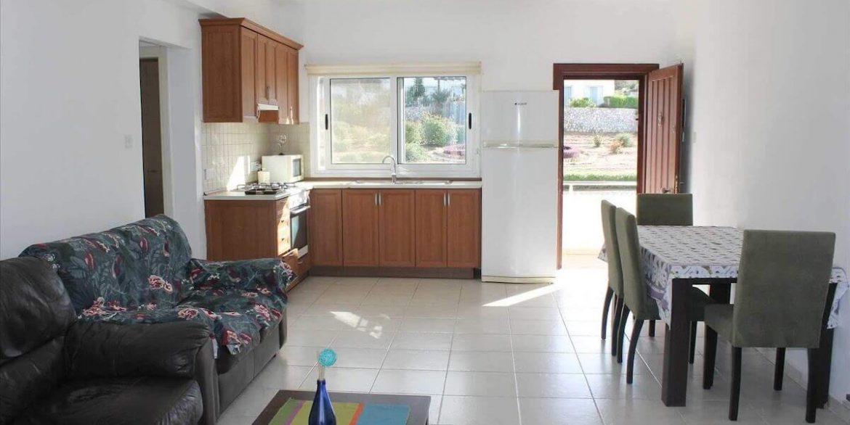 Fairway View Semi Detached Villa - North Cyprus Properties Y1