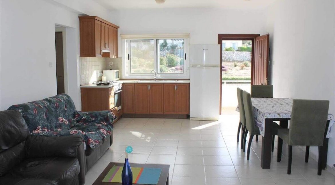 Fairway View Semi Detached Villa - North Cyprus Properties Y1