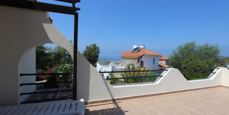 Seaview Canyon Villa 3 Bed - North Cyprus Property Y1