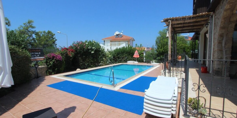 Seaview Canyon Villa 3 Bed - North Cyprus Property Y11