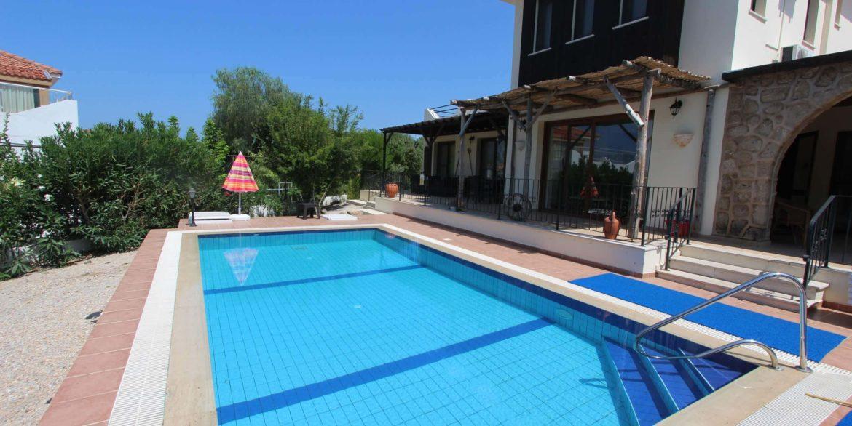 Seaview Canyon Villa 3 Bed - North Cyprus Property Y12