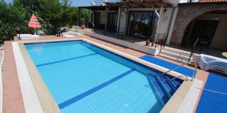 Seaview Canyon Villa 3 Bed - North Cyprus Property Y13
