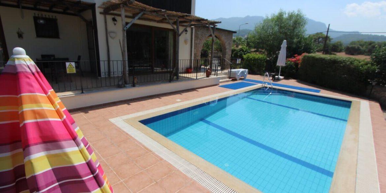 Seaview Canyon Villa 3 Bed - North Cyprus Property Y14