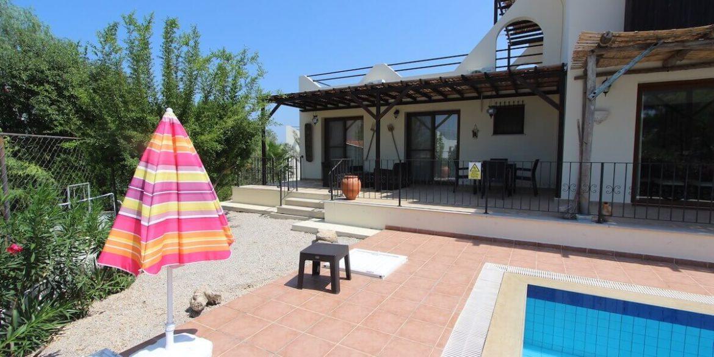Seaview Canyon Villa 3 Bed - North Cyprus Property Y15