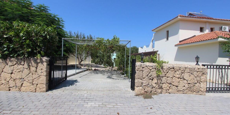 Seaview Canyon Villa 3 Bed - North Cyprus Property Y18