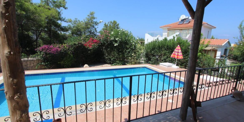 Seaview Canyon Villa 3 Bed - North Cyprus Property Y7