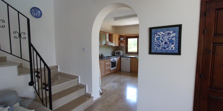 Seaview Canyon Villa 3 Bed - North Cyprus Property Y8
