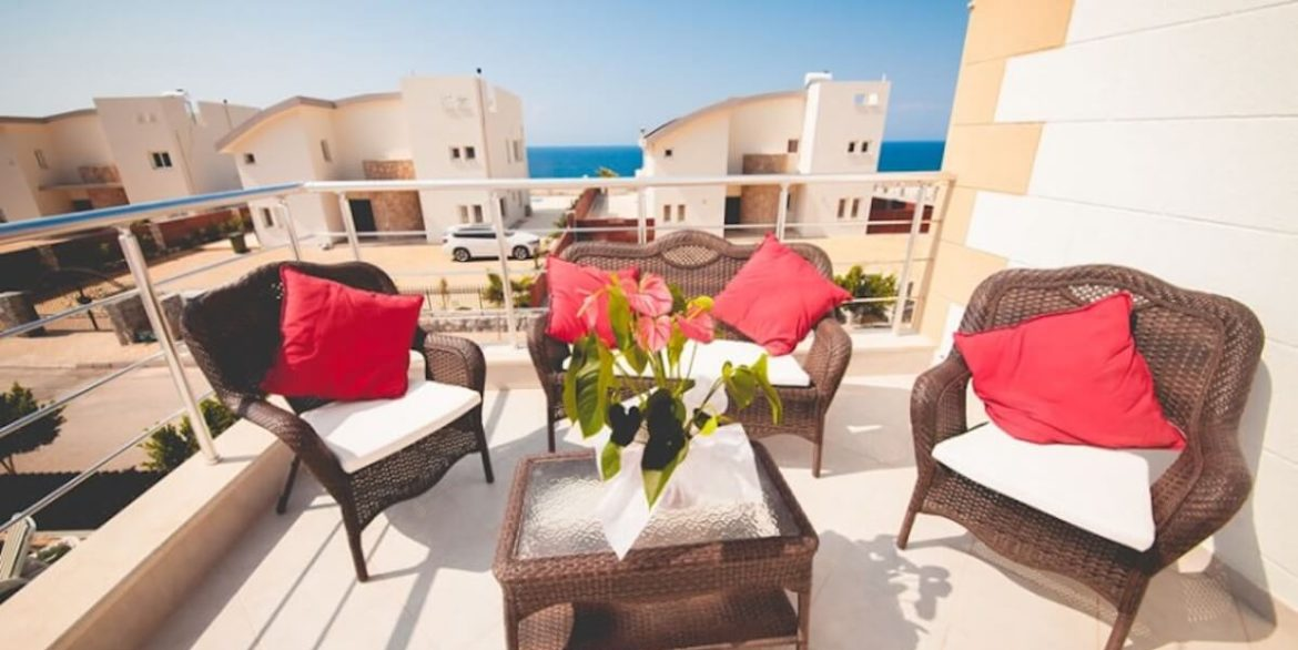 Tatlisu Bay Apartments - Northern Cyprus Property Y1