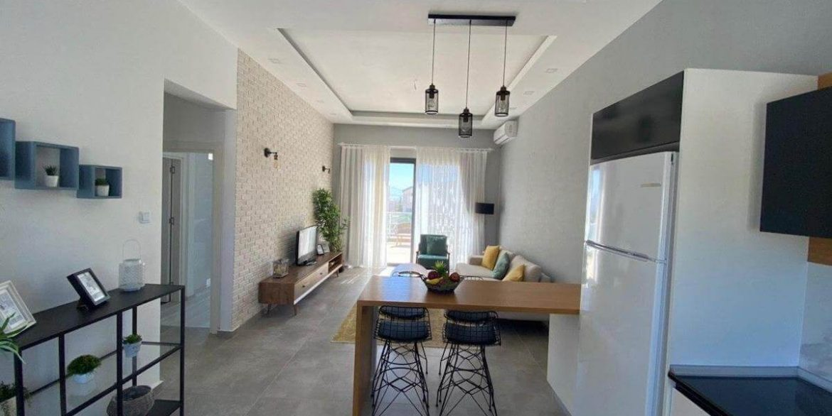 Ultra-modern 2 Bed Seafront Penthouse - North Cyprus Property I10