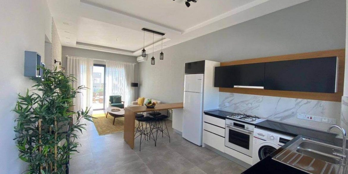 Ultra-modern 2 Bed Seafront Penthouse - North Cyprus Property I11