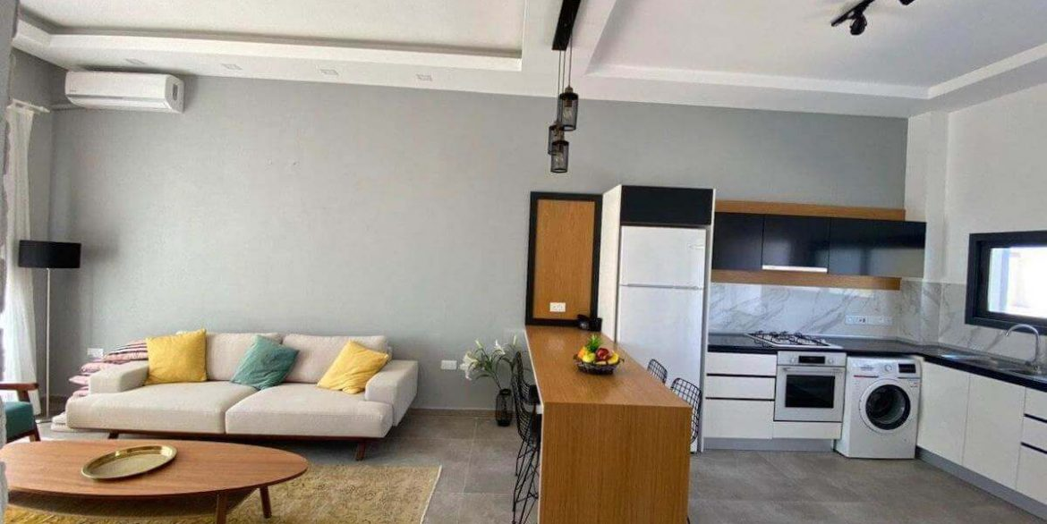 Ultra-modern 2 Bed Seafront Penthouse - North Cyprus Property I12