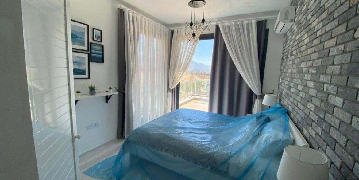 Ultra-modern 2 Bed Seafront Penthouse - North Cyprus Property I6