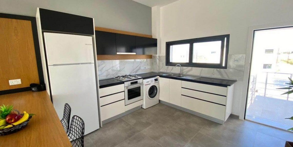 Ultra-modern 2 Bed Seafront Penthouse - North Cyprus Property I9