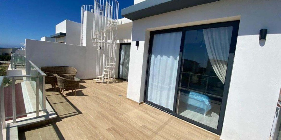Ultra-modern Seaview Apartments - North Cyprus Property E2