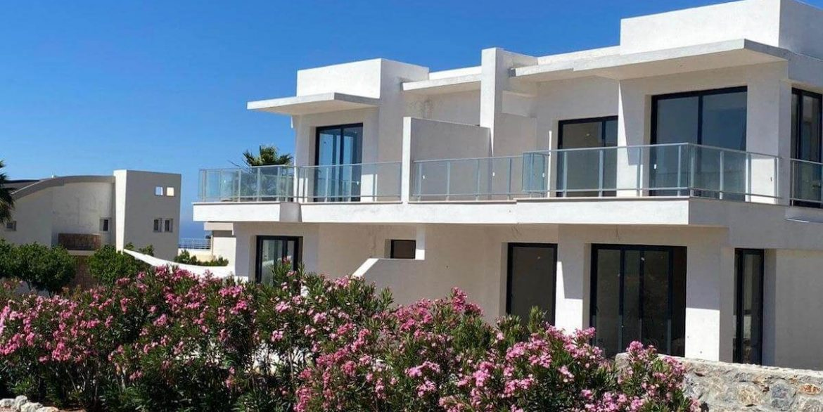 Ultra-modern Seaview Apartments - North Cyprus Property G1