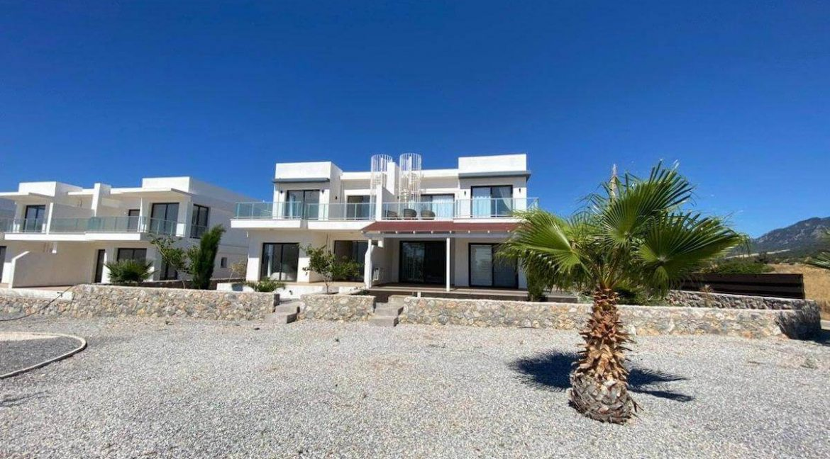 Ultra-modern Seaview Apartments - North Cyprus Property G11