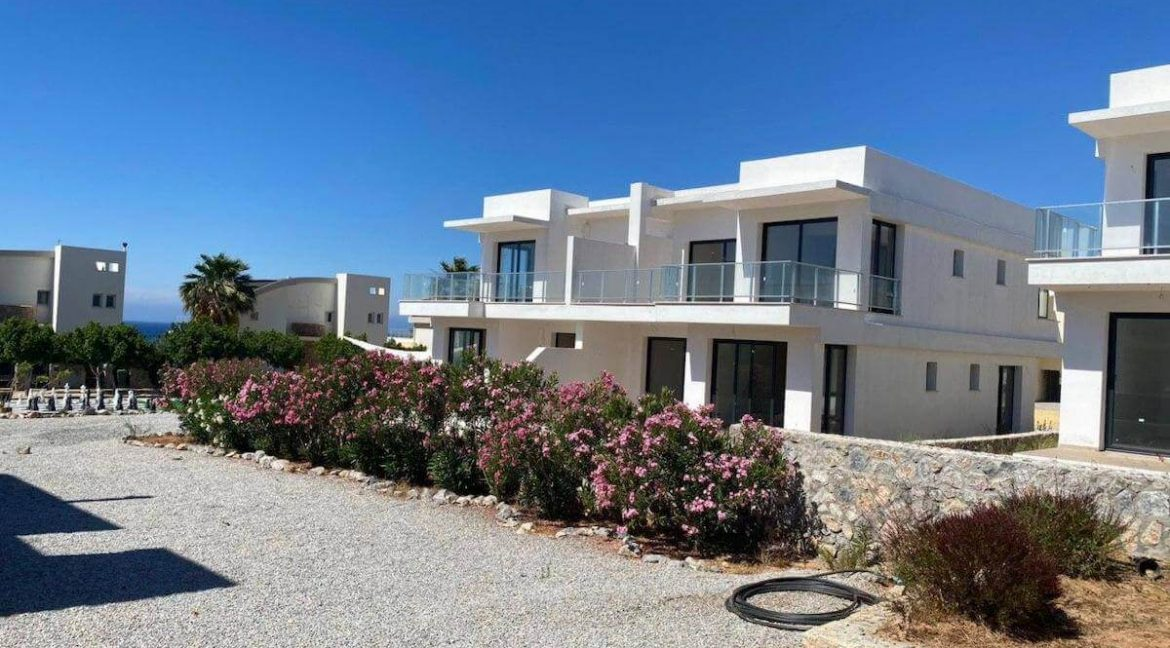 Ultra-modern Seaview Apartments - North Cyprus Property G2