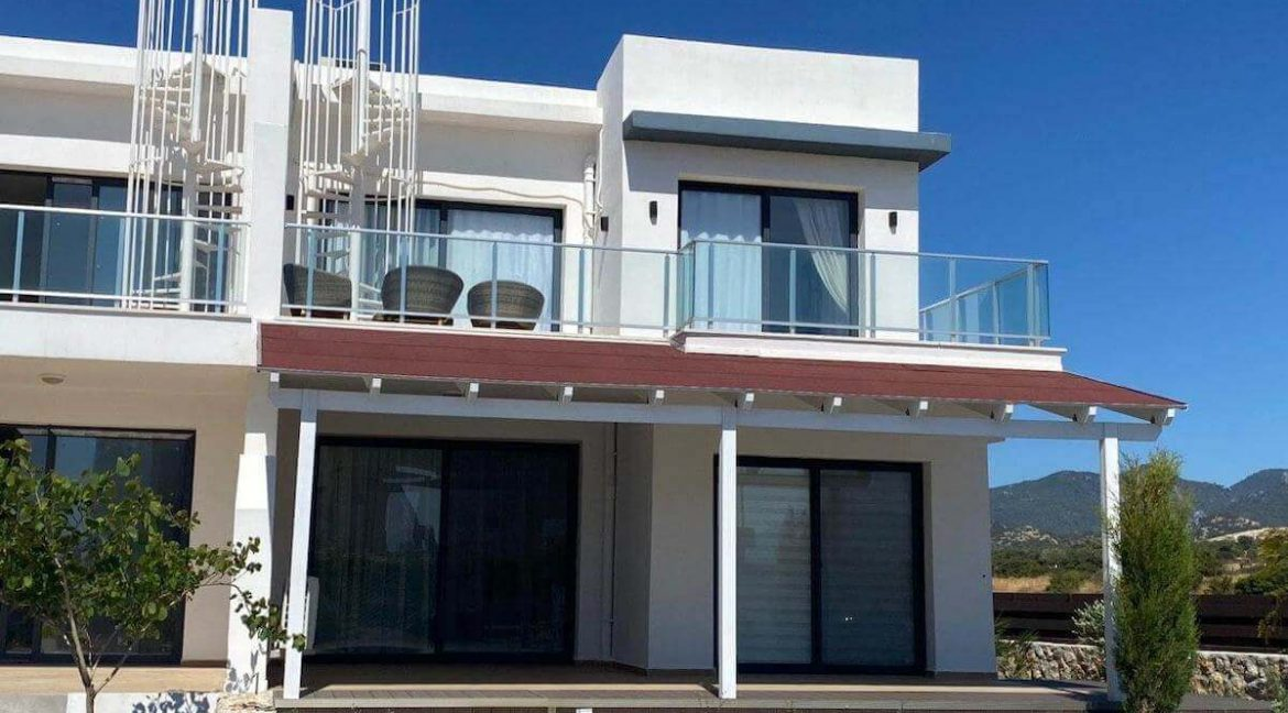 Ultra-modern Seaview Apartments - North Cyprus Property G3
