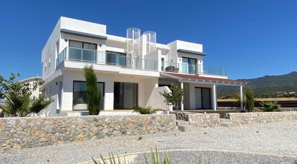 Ultra-modern Seaview Apartments - North Cyprus Property G4