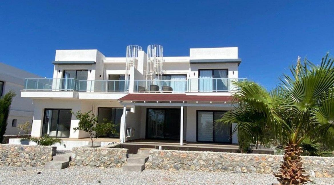 Ultra-modern Seaview Apartments - North Cyprus Property G5
