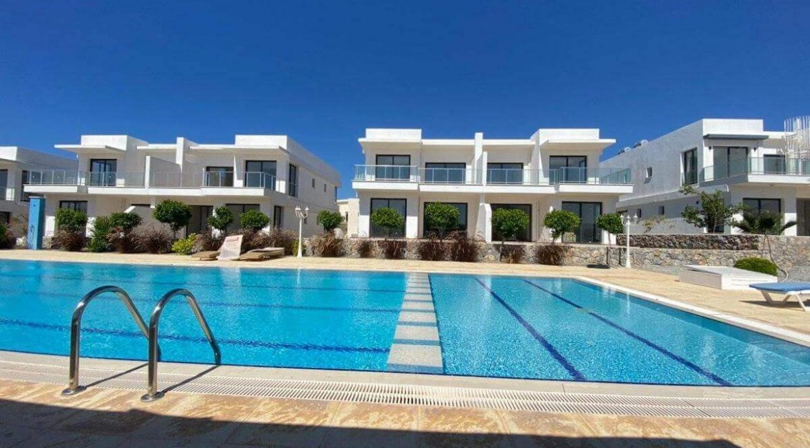 Ultra-modern Seaview Apartments - North Cyprus Property G7