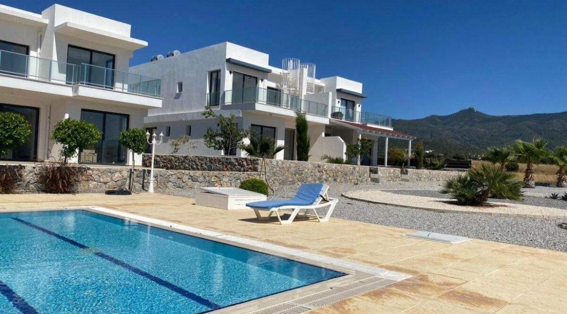 Ultra-modern Seaview Apartments - North Cyprus Property G8