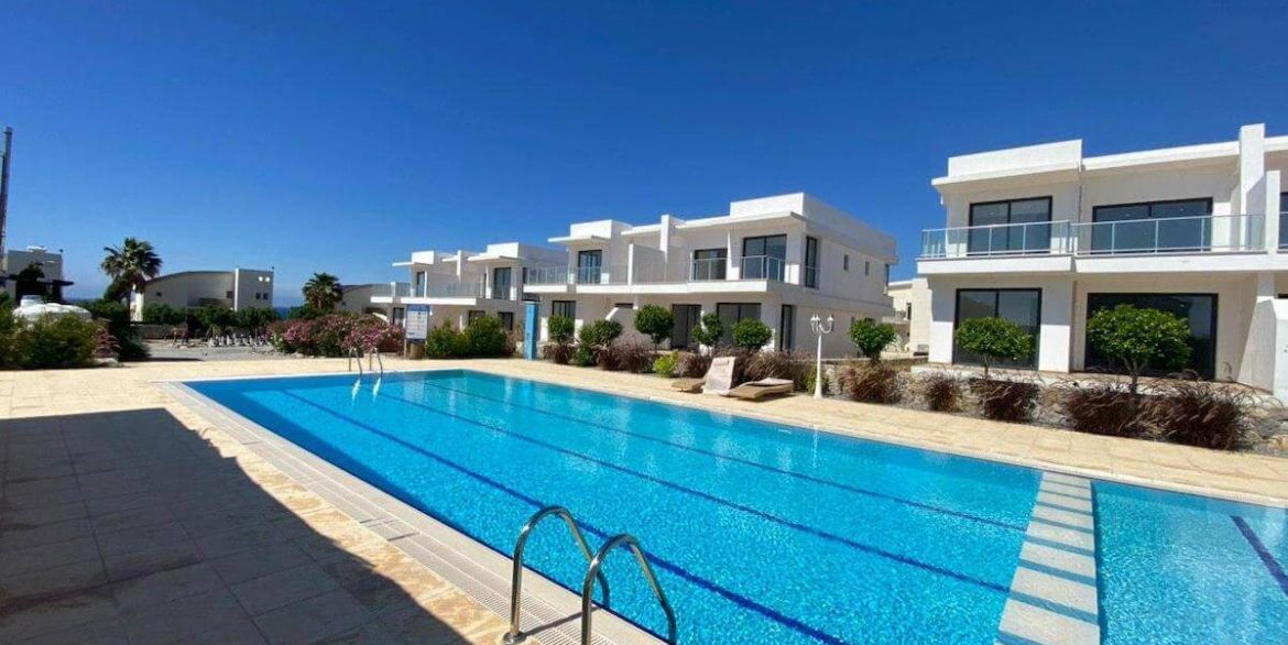 Ultra-modern Seaview Apartments - North Cyprus Property G9