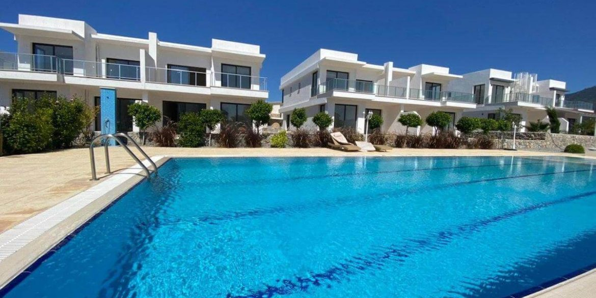 Ultra-modern Seaview Apartments - North Cyprus Property S2