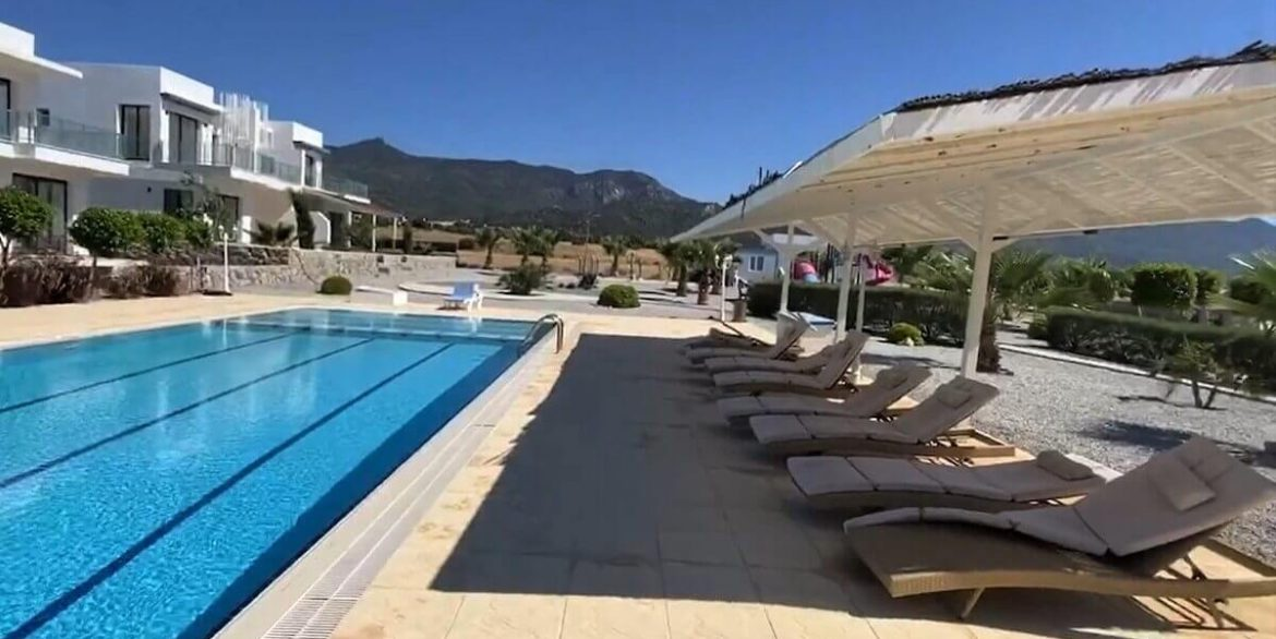 Ultra-modern Seaview Apartments - North Cyprus Property S5