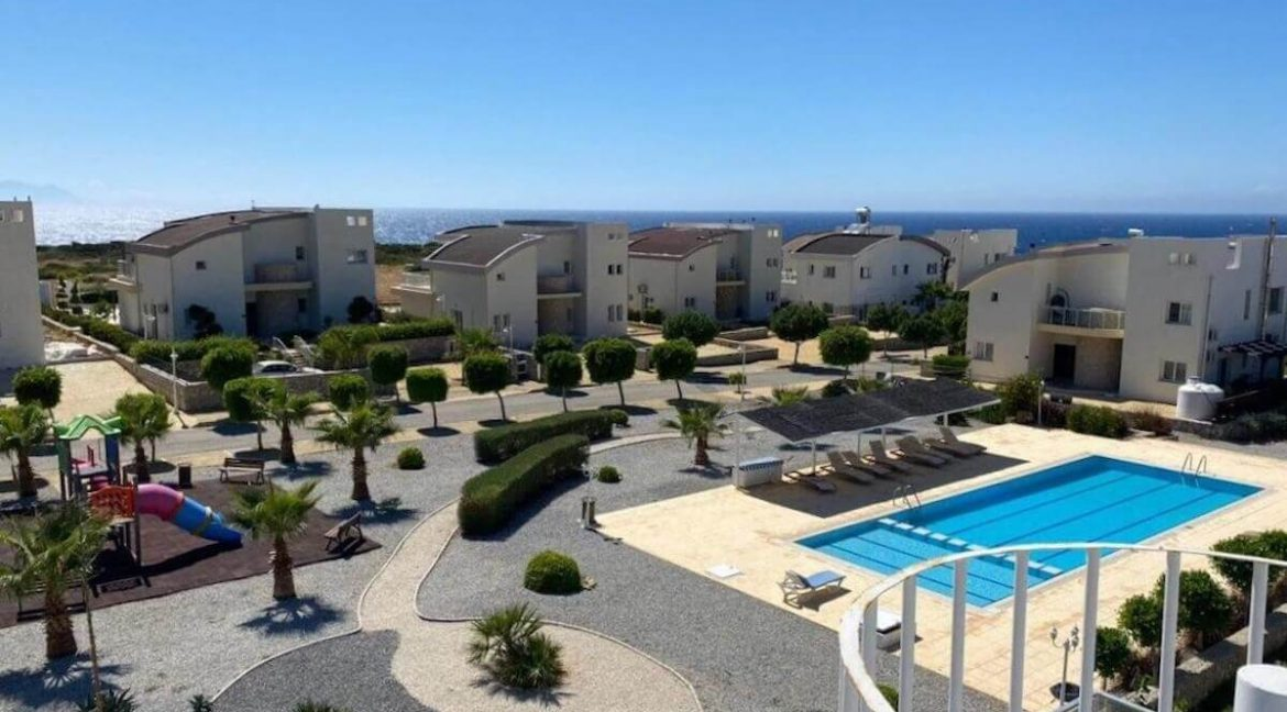 Ultra-modern Seaview Apartments - North Cyprus Property S9