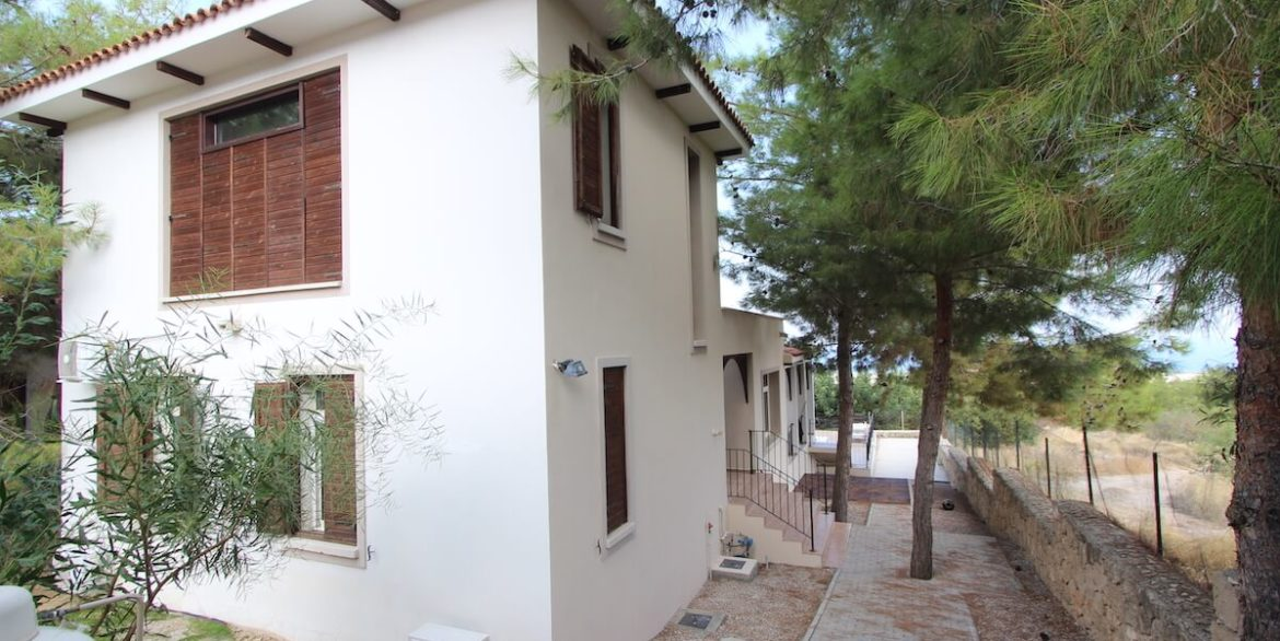 Bellapais Coast View Villa 3 Bed - North Cyprus Property 1