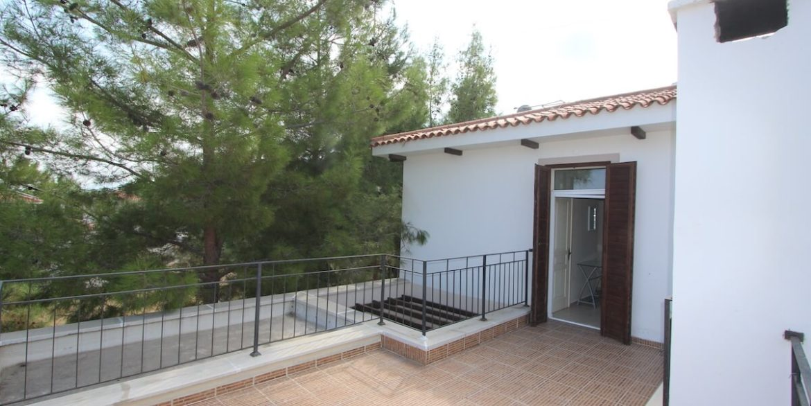 Bellapais Coast View Villa 3 Bed - North Cyprus Property 28