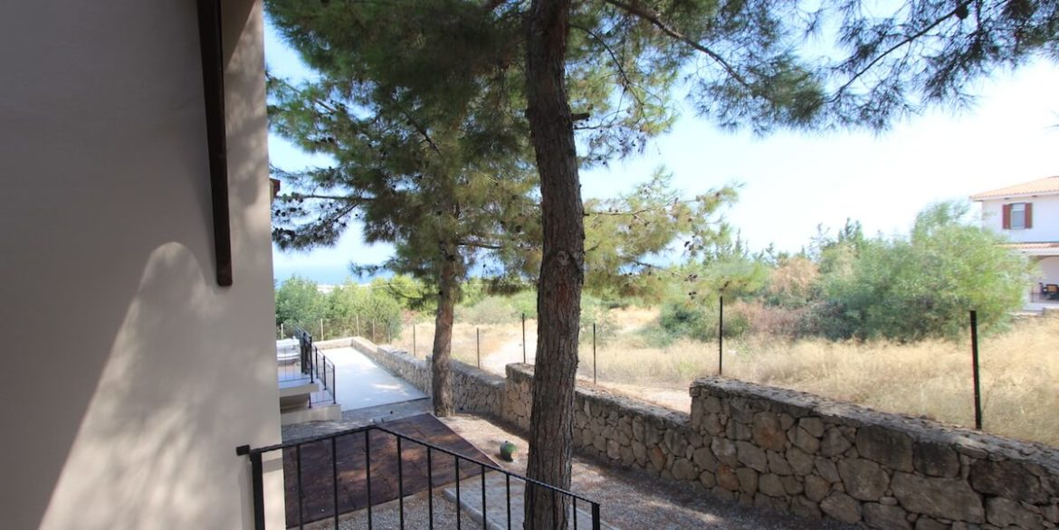 Bellapais Coast View Villa 3 Bed - North Cyprus Property 40