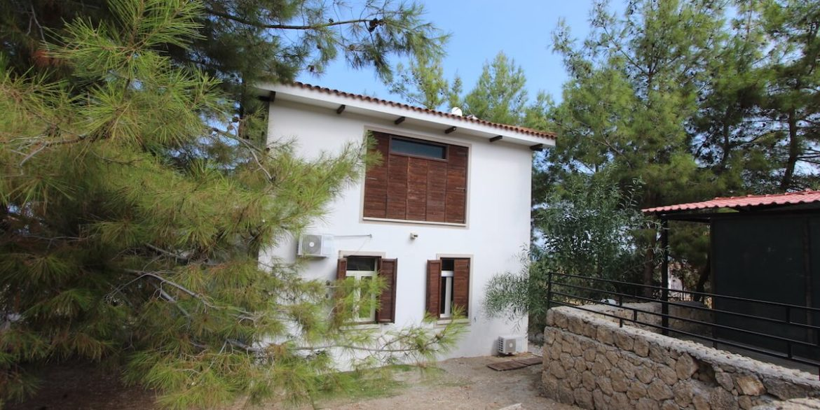 Bellapais Coast View Villa 3 Bed - North Cyprus Property 44