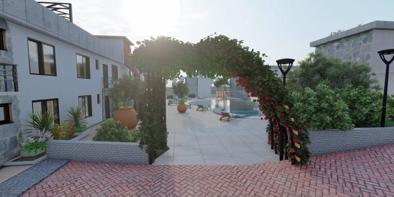 Caretta Coast Apartments External Images - North Cyprus Property 10