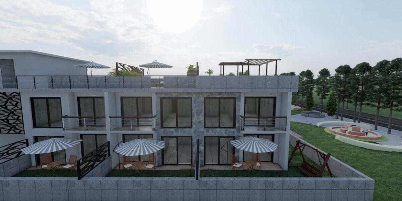 Caretta Coast Apartments External Images - North Cyprus Property 11