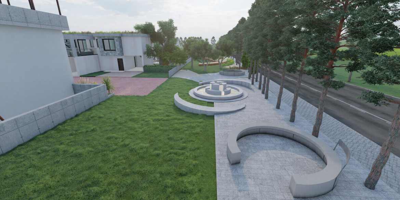 Caretta Coast Apartments External Images - North Cyprus Property 12
