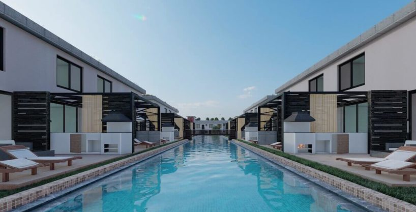 Caretta Coast Apartments External Images - North Cyprus Property 13