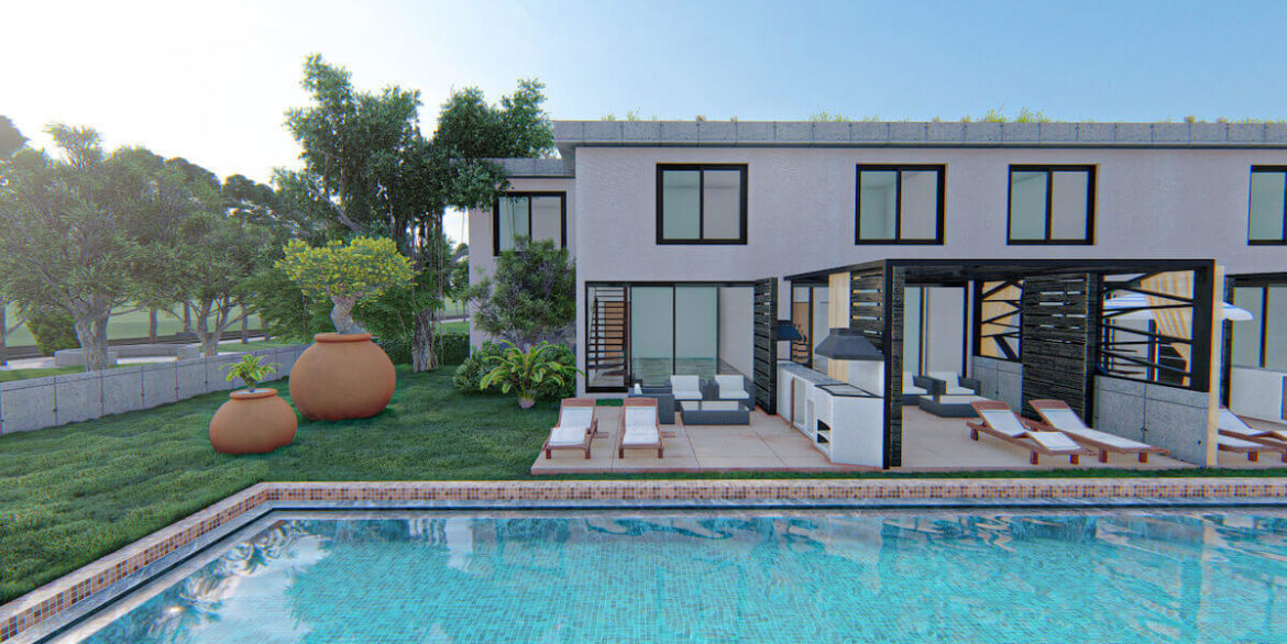 Caretta Coast Apartments External Images - North Cyprus Property 14