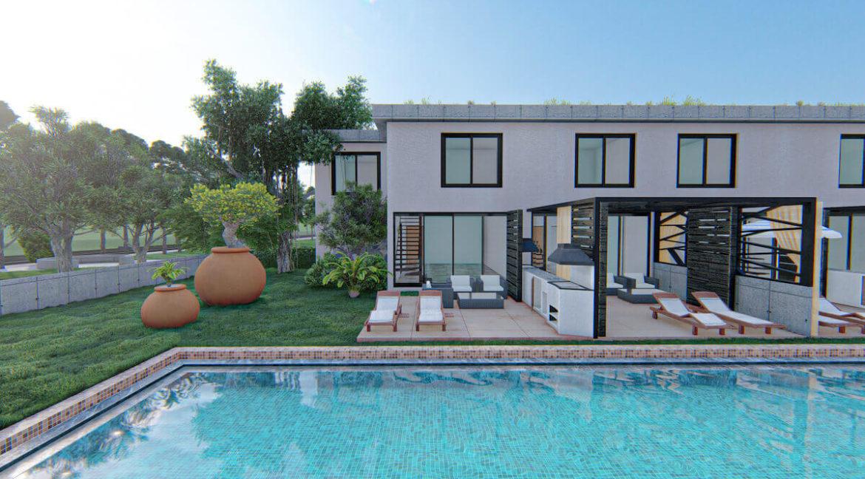 Caretta Coast Apartments External Images - North Cyprus Property 14