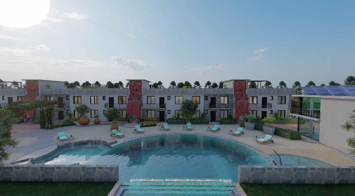 Caretta Coast Apartments External Images - North Cyprus Property 16