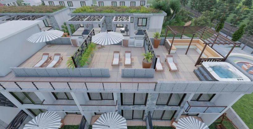 Caretta Coast Apartments External Images - North Cyprus Property 17