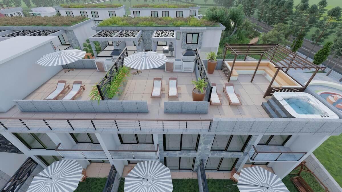 Caretta Coast Golf & Beach Penthouse 1 bed